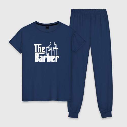 Женская пижама хлопок The Barber godfather