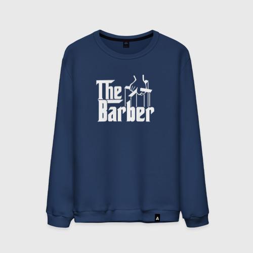 Мужской свитшот хлопок The Barber godfather