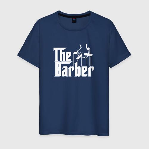 Мужская футболка хлопок The Barber godfather
