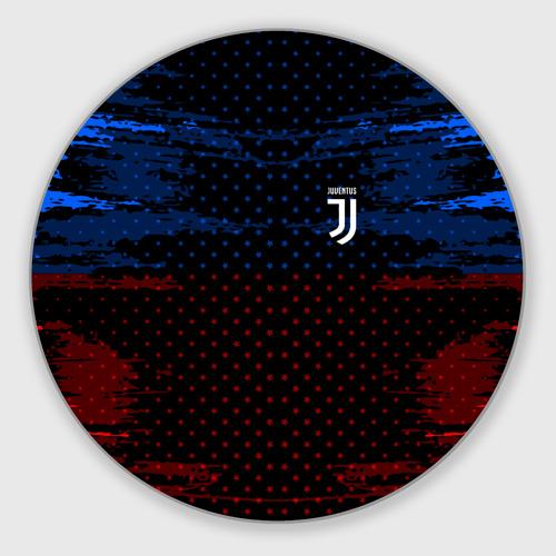 Коврик для мышки круглый Juventus abstract collection