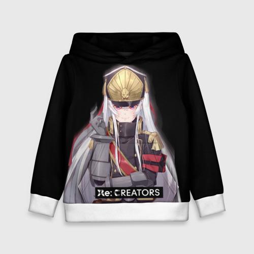 Детская толстовка 3D Re:Creators 3