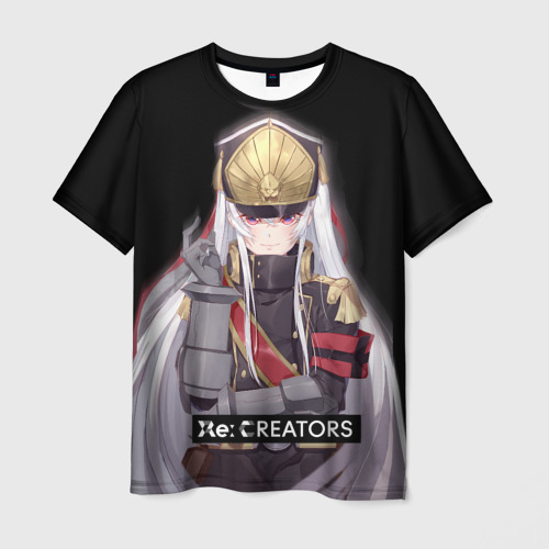 Мужская футболка 3D Re:Creators 3