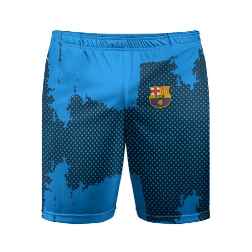 Мужские шорты спортивные BARCELONA SPORT BLUE