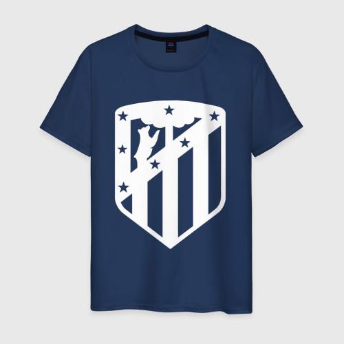 Мужская футболка хлопок Atletico Madrid