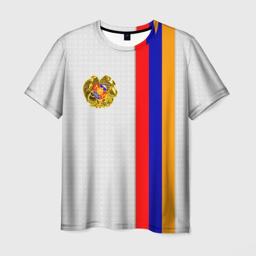 Мужская футболка 3D I Love Armenia