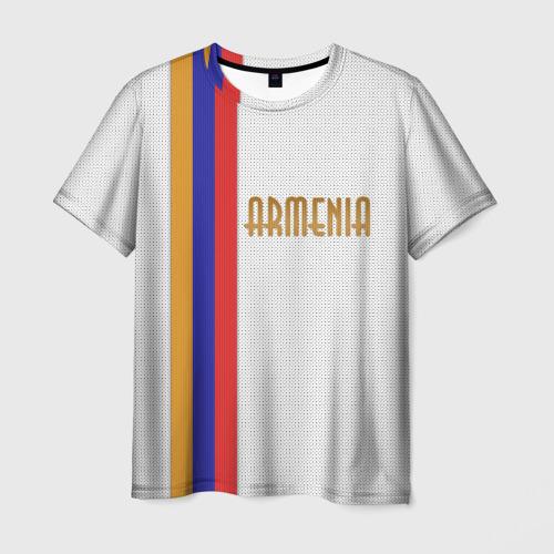 Мужская футболка 3D Armenia 2