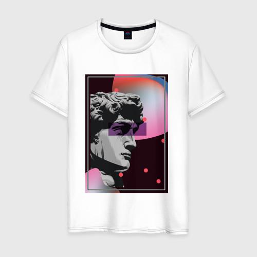 Мужская футболка хлопок Давид