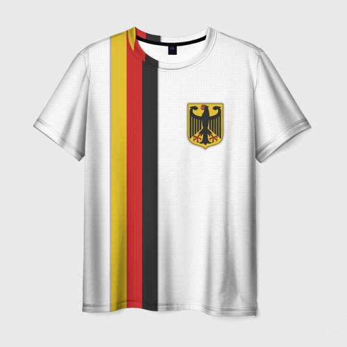 Мужская футболка 3D I Love Germany