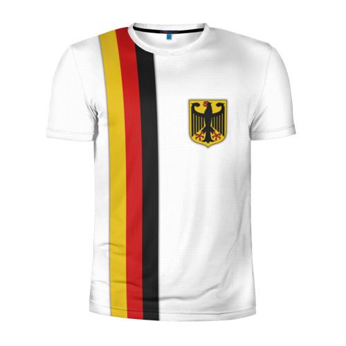 Мужская футболка 3D спортивная I Love Germany