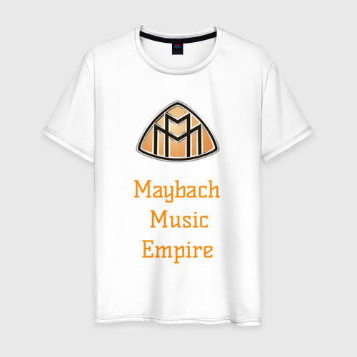 Мужская футболка хлопок Maybach Music