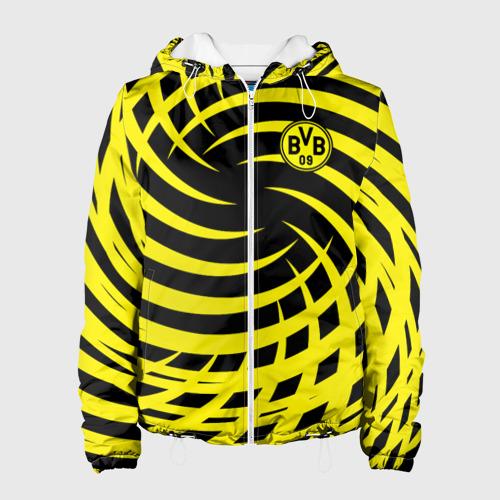 Женская куртка 3D FC Borussia Dortmund