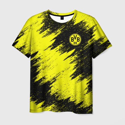 Мужская футболка 3D FC Borussia Dortmund