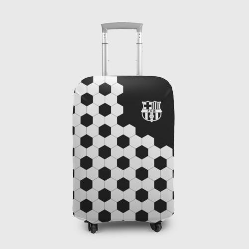 Чехол для чемодана 3D FC Barcelona