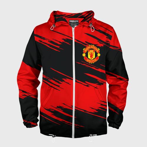 Мужская ветровка 3D Manchester United