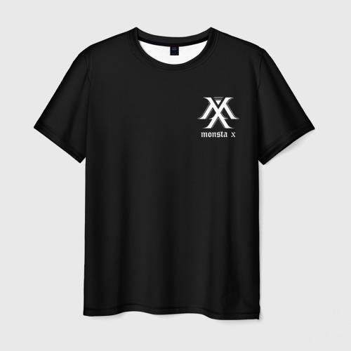 Мужская футболка 3D I.M