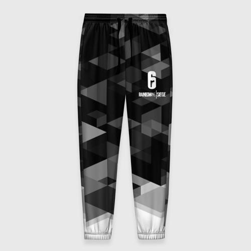 Мужские брюки 3D RAINBOW SIX SIEGE / РАДУГА 6 ОСАДА