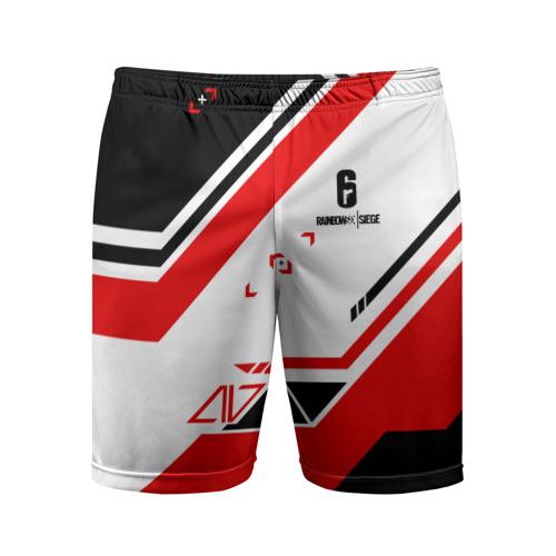Мужские шорты спортивные RAINBOW SIX SIEGE