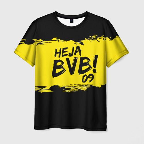 Мужская футболка 3D Borussia Dortmund FC