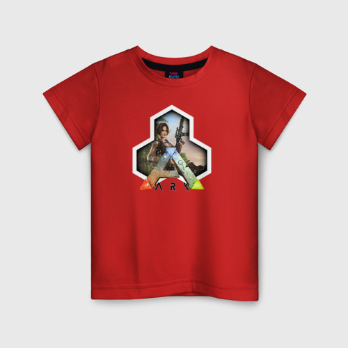 Детская футболка хлопок Ark Survival Evolved