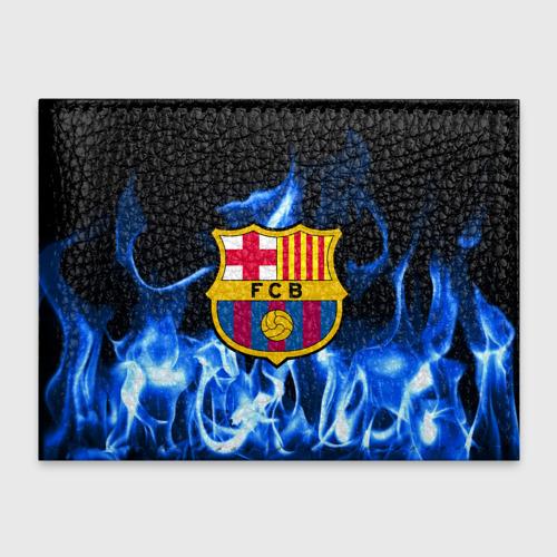 Обложка для студенческого билета BARCELONA