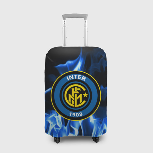 Чехол для чемодана 3D INTER