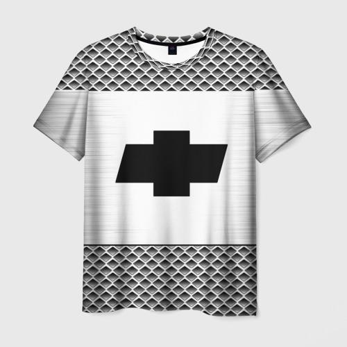 Мужская футболка 3D CHEVROLET SPORT