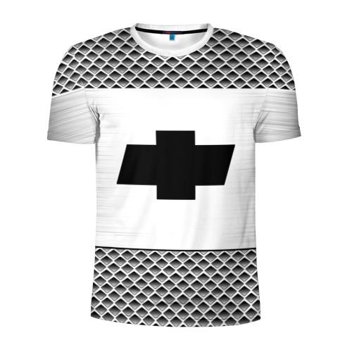 Мужская футболка 3D спортивная CHEVROLET SPORT