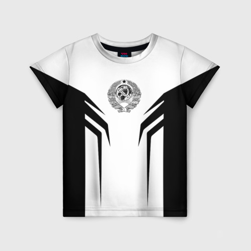 Детская футболка 3D СССР,