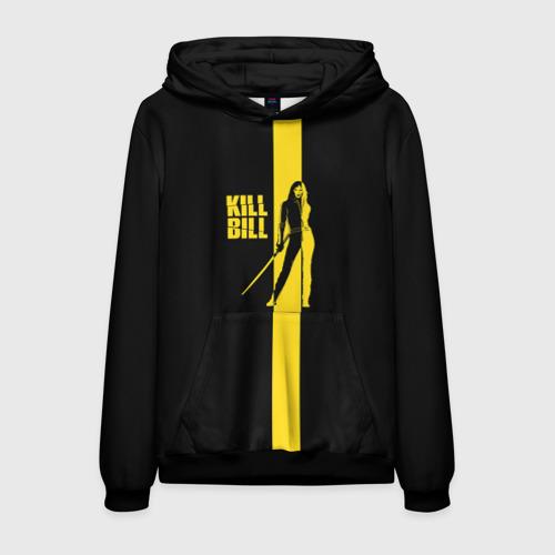 Мужская толстовка 3D Kill Bill