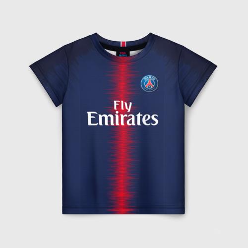 Детская футболка 3D home 18-19 official