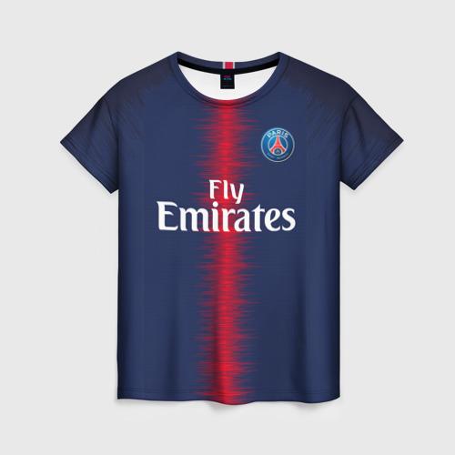 Женская футболка 3D home 18-19 official