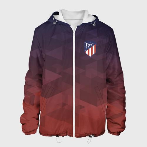 Мужская куртка 3D ATLETICO MADRID