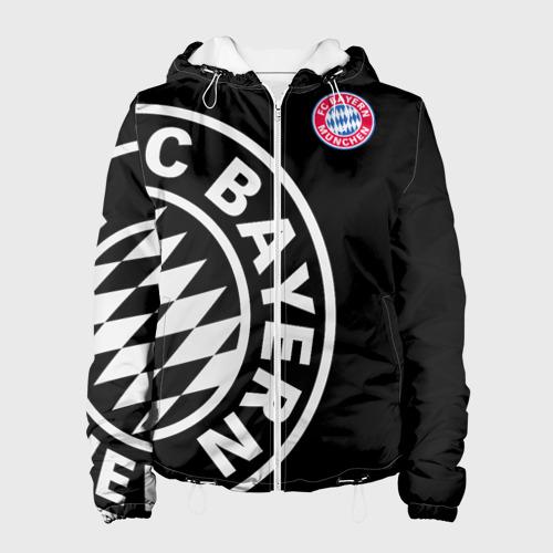 Женская куртка 3D Bayern Munchen Exclusive