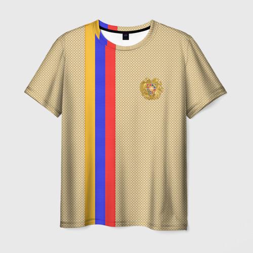 Мужская футболка 3D Armenia
