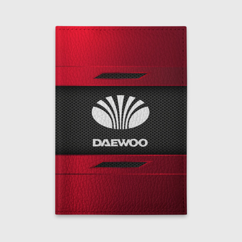 Обложка для автодокументов DAEWOO SPORT