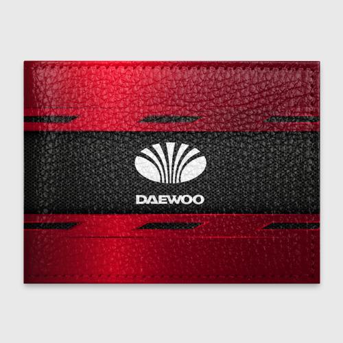 Обложка для студенческого билета DAEWOO SPORT