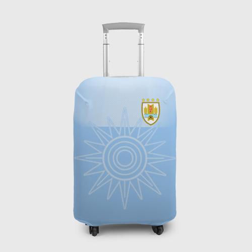 Чехол для чемодана 3D Уругвай домашняя форма