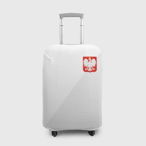 Чехол для чемодана 3D Польша домашняя форма