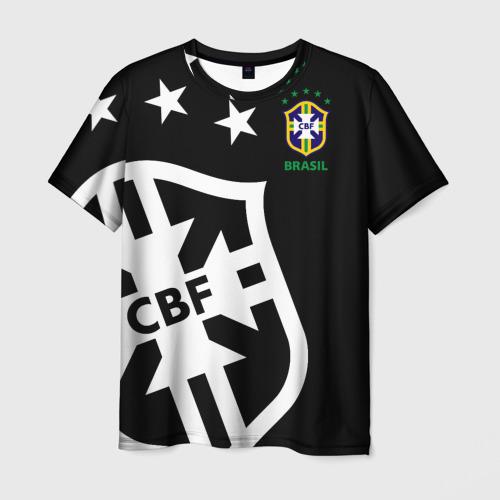 Мужская футболка 3D Brazil Exclusive
