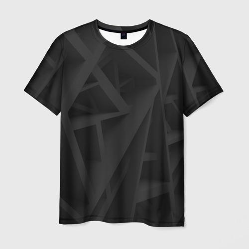 Мужская футболка 3D Famous Minimalist Art