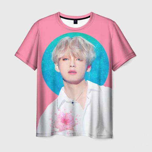 Мужская футболка 3D V