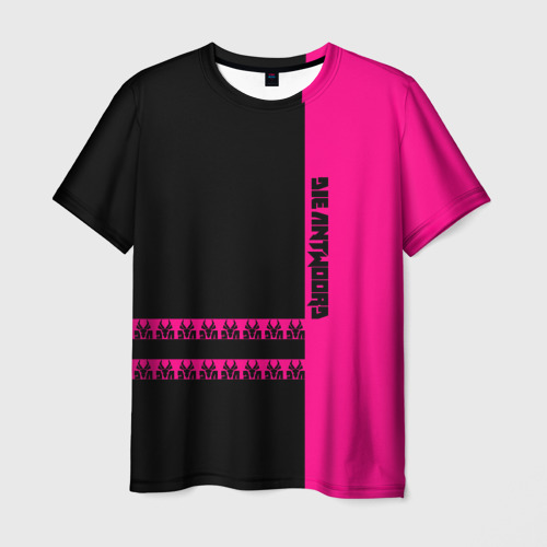 Мужская футболка 3D Die Antwoord