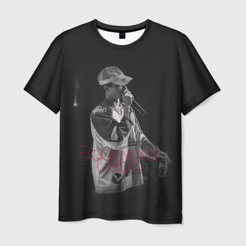 Мужская футболка 3D Boulevard Depo