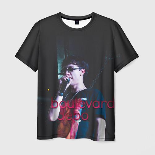 Мужская футболка 3D Depo Boulevard