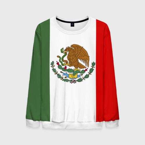 Мужской свитшот 3D Мексика Чемпионат Мира