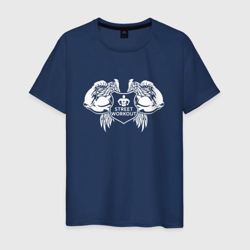 Мужская футболка хлопок Street WorkOut
