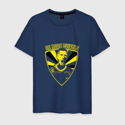 Мужская футболка хлопок Азар