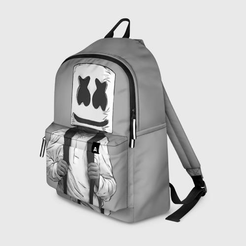 Рюкзак 3D Electronic music