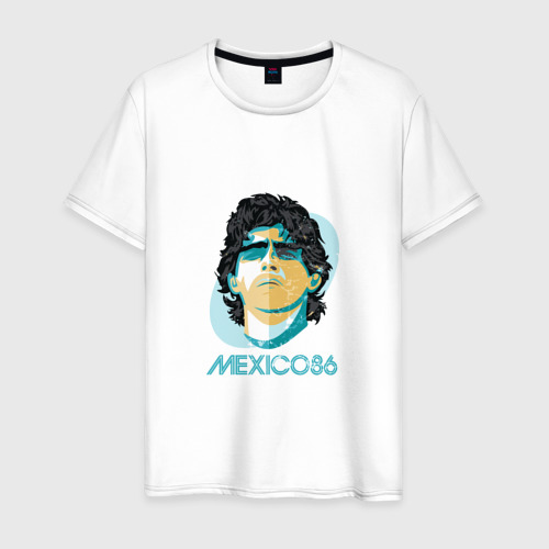 Мужская футболка хлопок Марадона