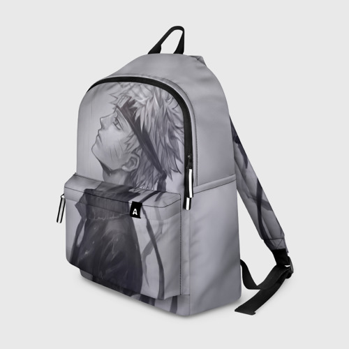 Рюкзак 3D НАРУТО УЗУМАКИ | NARUTO UZUMAKI